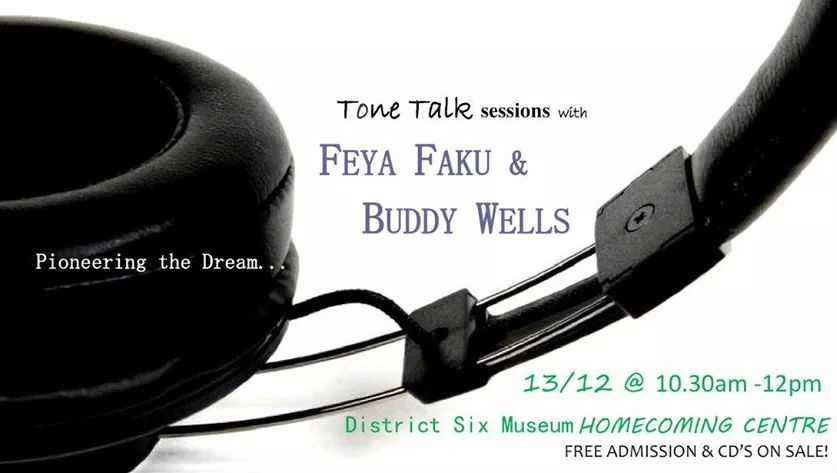 Tone Talk session with Feya Faku and Buddy Wells