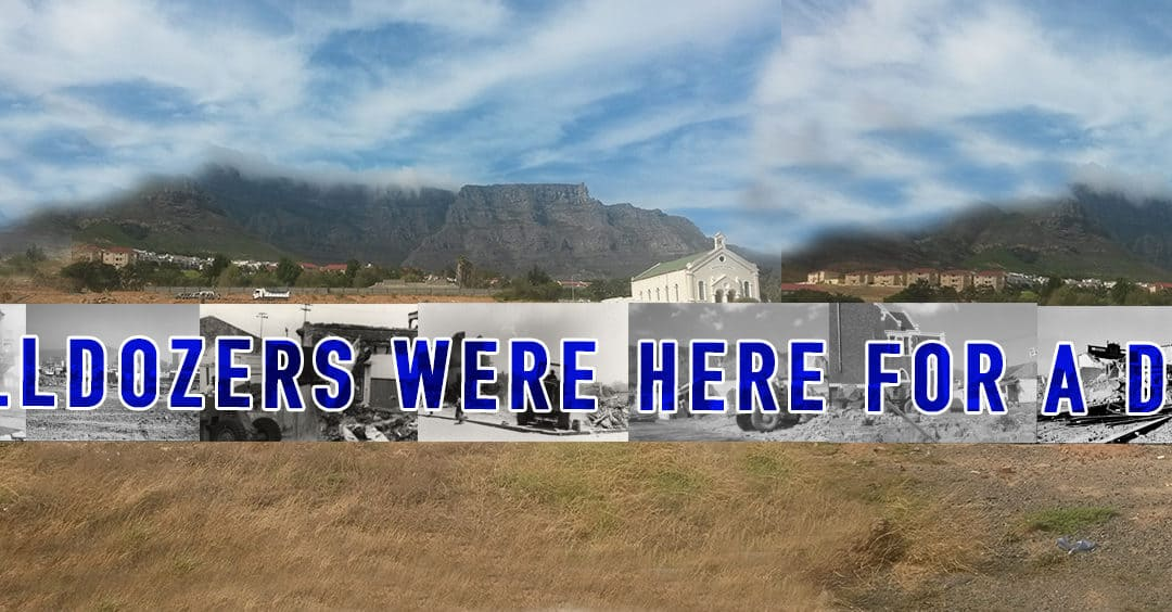 SUPPORT OUR CAMPAIGN: Declare District Six a National Heritage Site