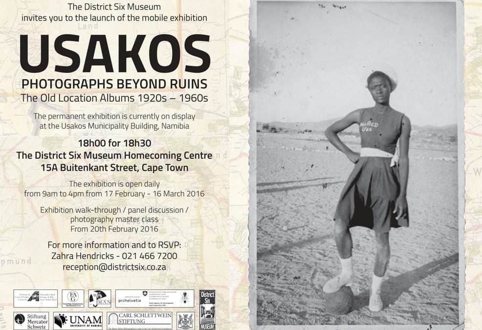 USAKOS – Photographs Beyond Ruins: The old location albums, 1920's-1960