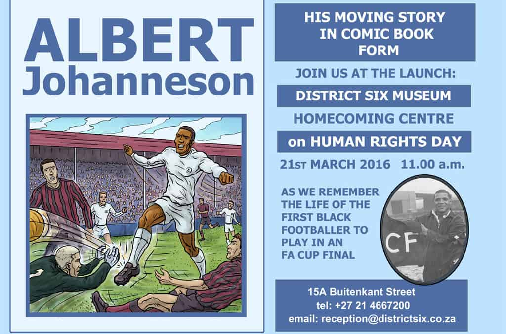 Mini-Exhibition and book launch: 'HURRY, HURRY ALBERT'