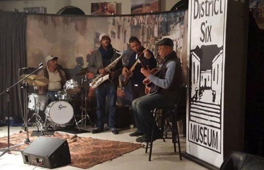 Jazz Jams @ District Six Museum