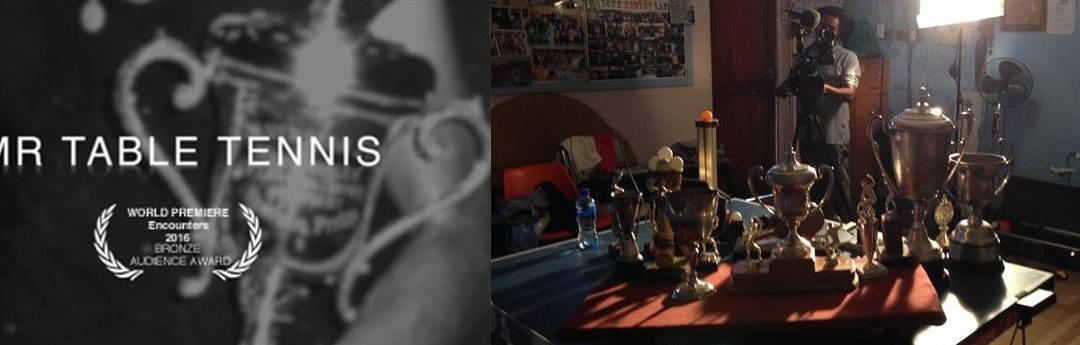 Film Screening: Mr Table Tennis