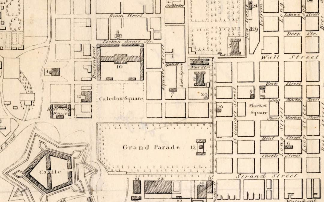 The history of Keizersgracht, Darling and Hanover Street